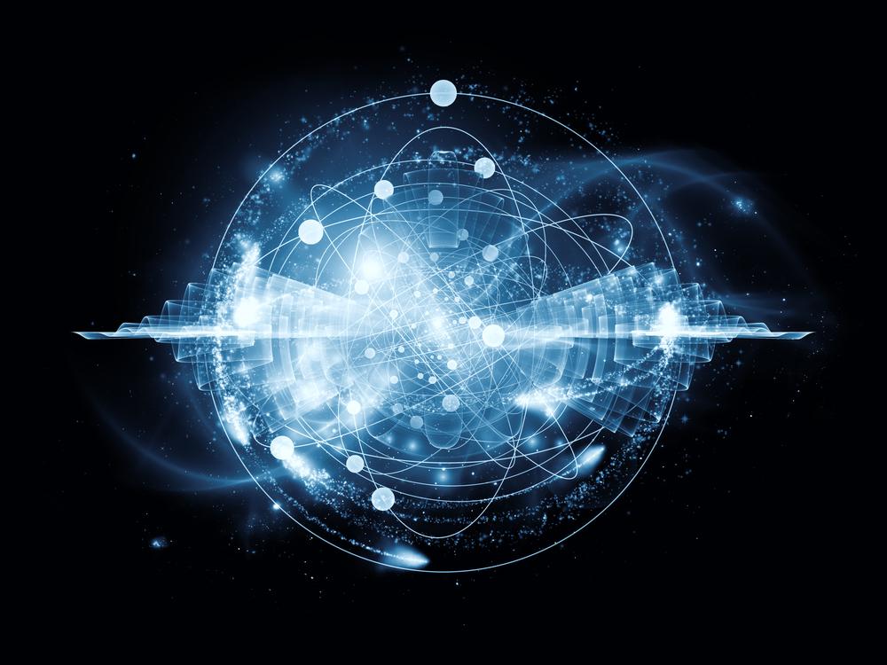 partícula quântica