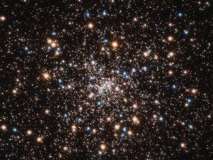 buracos negros pequenos, intermediários e grandes