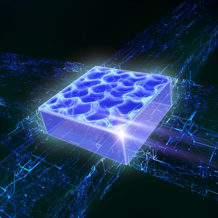 Supersólido gás quântico