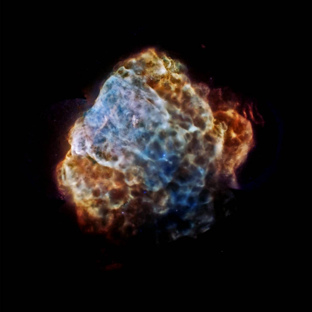 Remanescente supernova